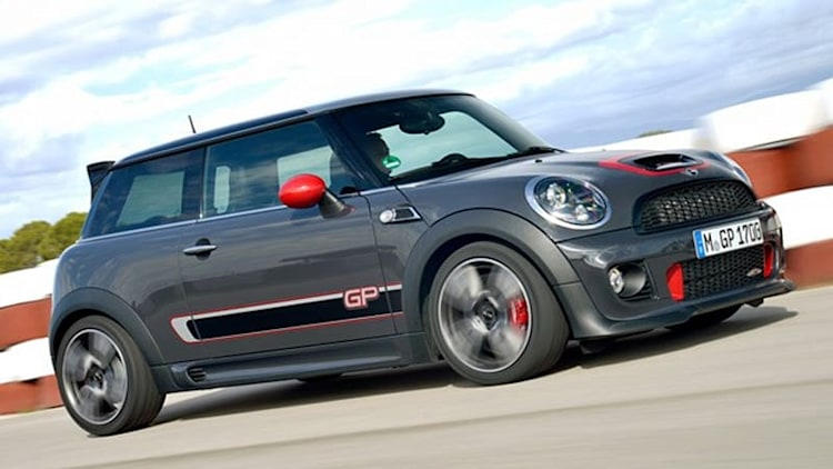 2014 Mini John Cooper Works GP