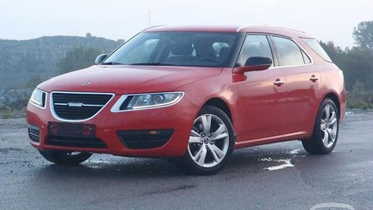 Rare 9-5 SportCombi, 9-4X models being sold off in Saab asset auction