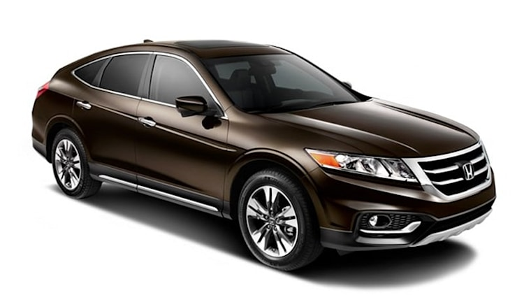 Honda yanks sheet off 2013 Crosstour, adds lower base price [w/video]