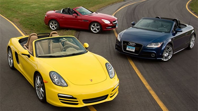 <i>Consumer Reports</i> selling its road-tested roadsters [w/video]