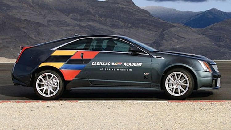 Cadillac V-Series Academy comes to Las Vegas [w/video]
