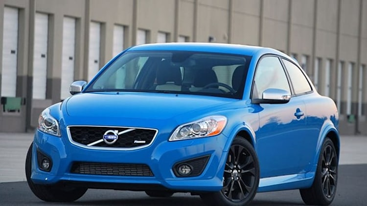 2013 Volvo C30 R-Design Polestar Limited Edition [w/video]