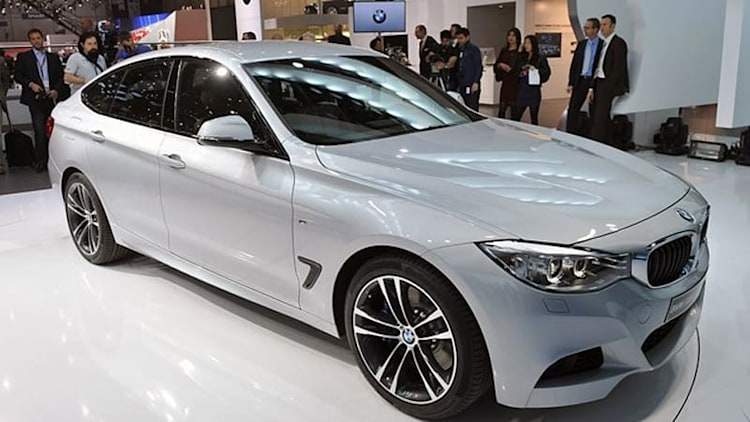 BMW 3 Series Gran Turismo fills a void we didn't know existed [w/video]