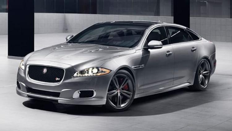 2014 Jaguar XJR unleashed just ahead of New York show [w/video]