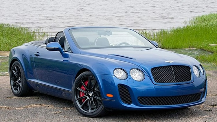 New Bentley Supersports coming in 2014