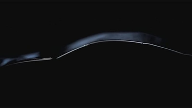 Aston Martin teases something very fast