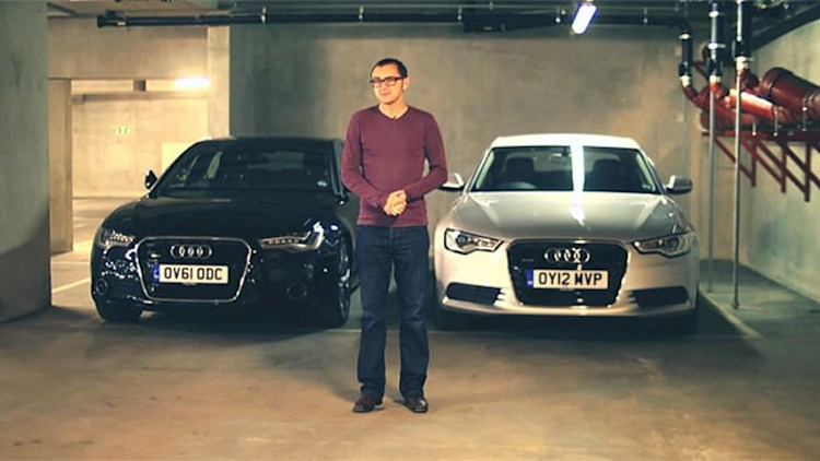 Gas or Diesel? Xcar asks which is better in Audi's A6