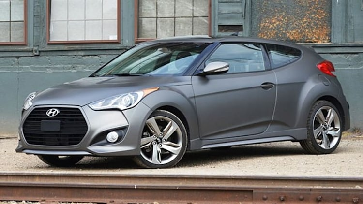 2013 Hyundai Veloster Turbo: June 2013