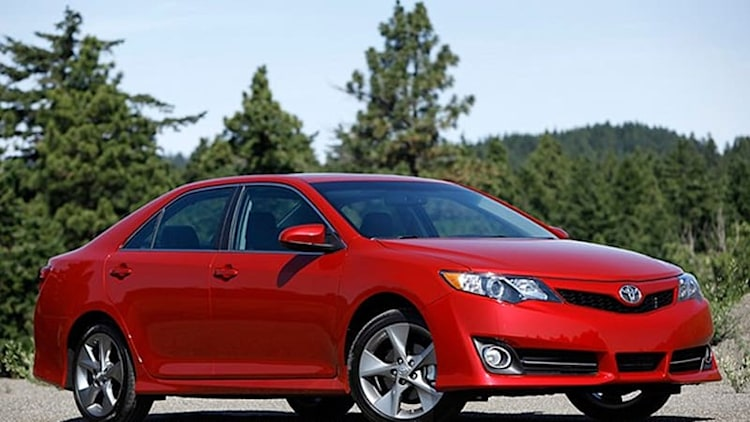 Toyota Camry could lose No. 1 sedan spot next year [w/video]