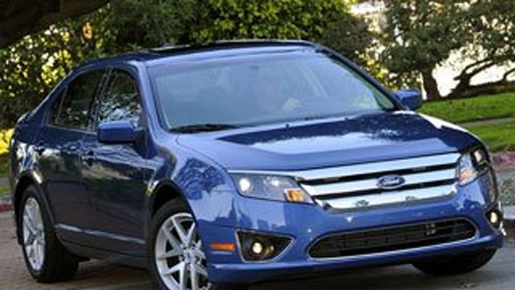 3. Ford Fusion