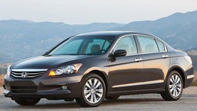6. Honda Accord