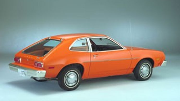 1. Ford Pinto