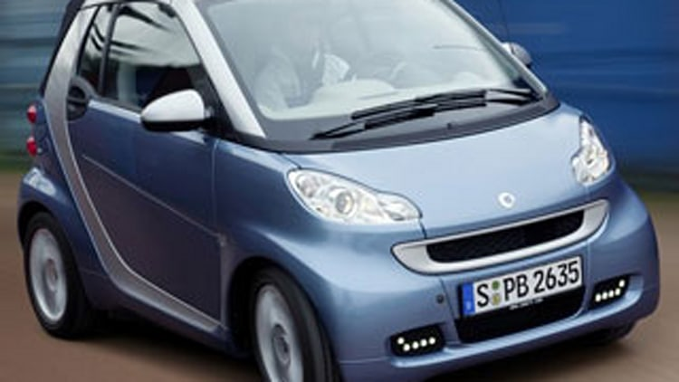 12. smart fortwo