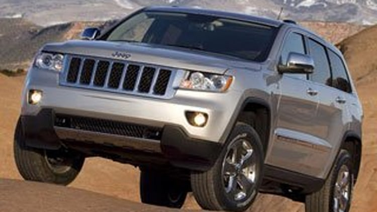 Mid-Size Traditional Utility: Jeep Grand Cherokee