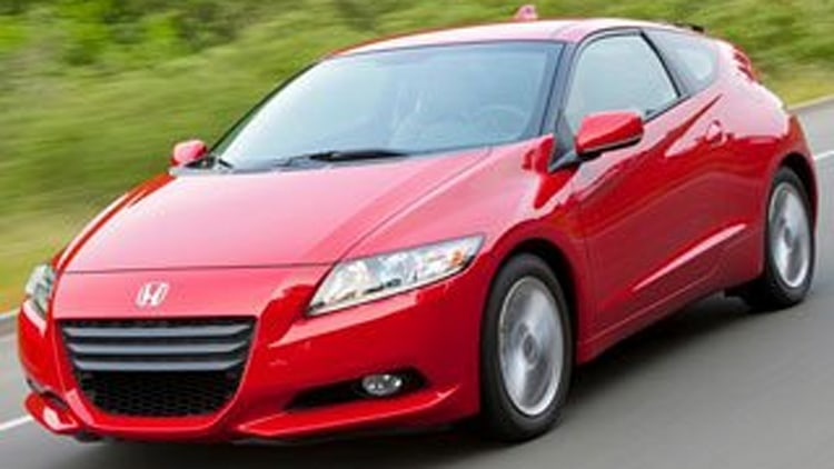 Worst Compact Sporty Car - Honda CR-Z