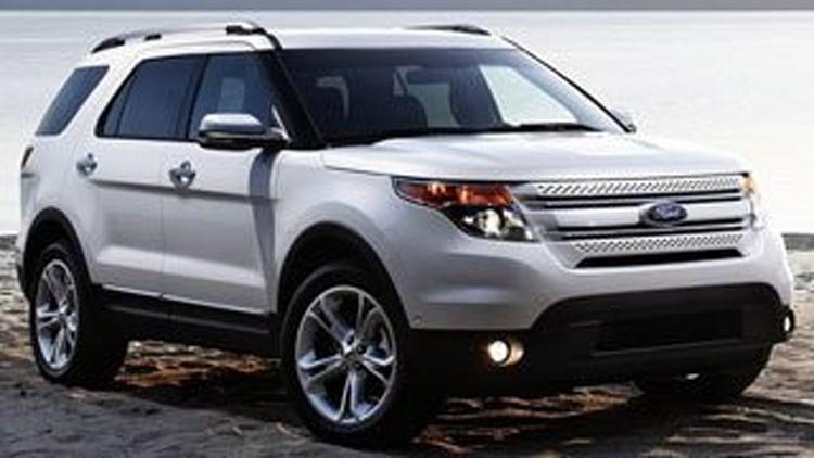Best SUV - Ford Explorer