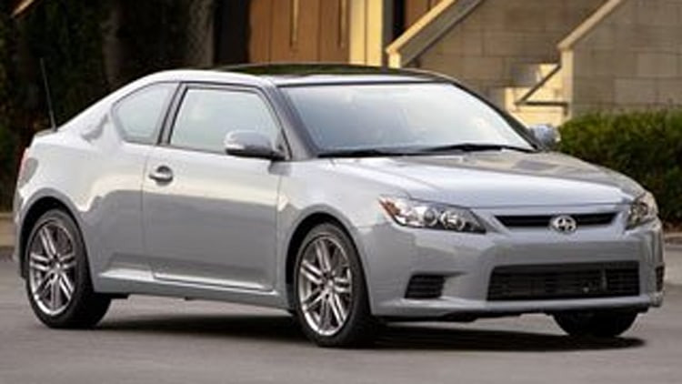 Best Compact Sporty Car - Scion tC