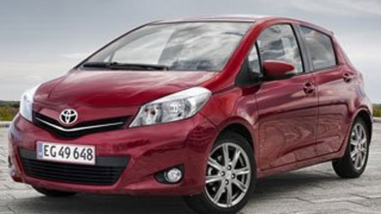 Best Sub-Compact Car: Toyota Yaris