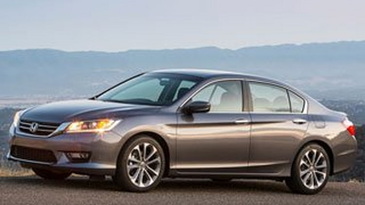 2. Honda Accord