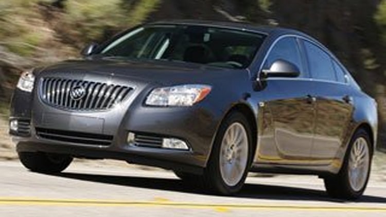 6. Buick Regal