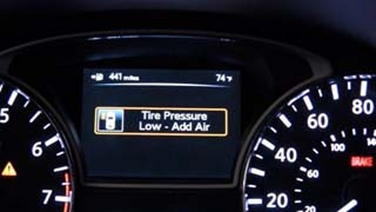 4. More accurate tire pressure monitors