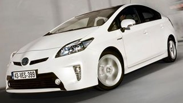 BEST GREEN CAR: Toyota Prius