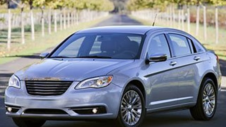 Worst - Chrysler 200