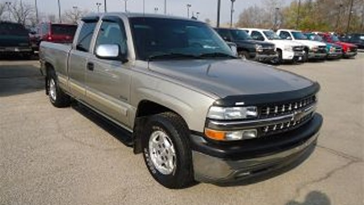 Best Used Pickup Trucks Under $5000