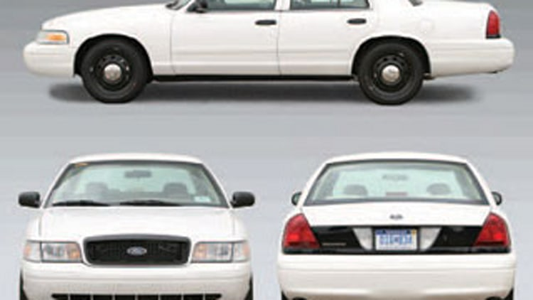 The Unmarked Crown Victoria