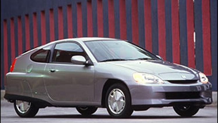 1. 2000 Honda Insight