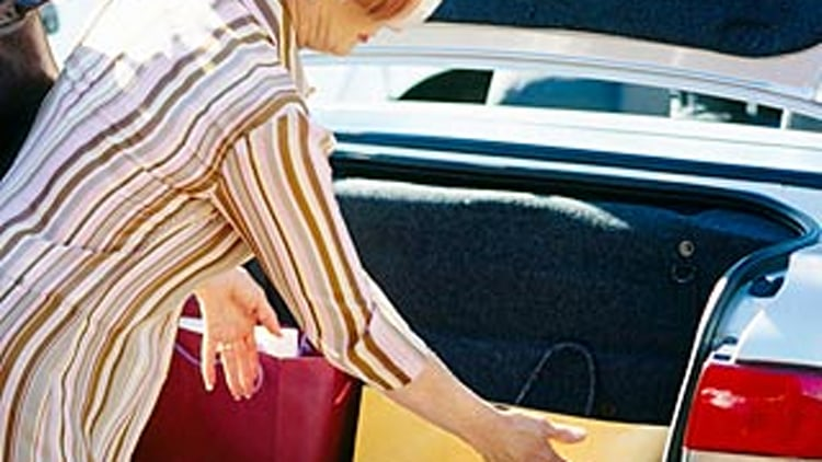 Avoid Break-Ins: Stash Before (Not After) You Park