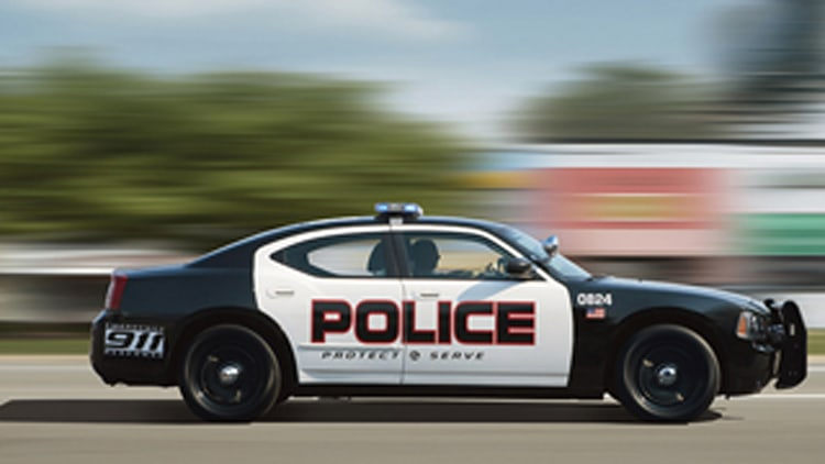 Dodge Charger: That Cop Car's Got A HEMI!