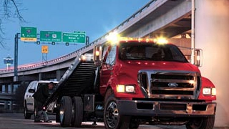 Ford F-750: Size Matters