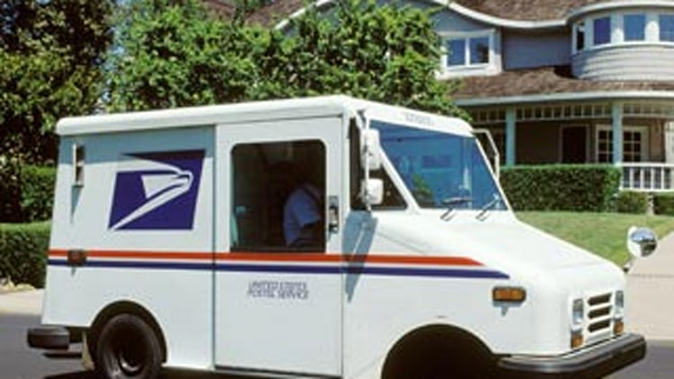 The USPS LLV: Conquering Snow, Sleet and Rain