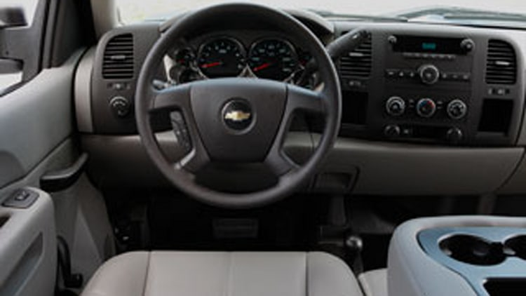 driven 2011 chevy silverado heavy duty. Black Bedroom Furniture Sets. Home Design Ideas