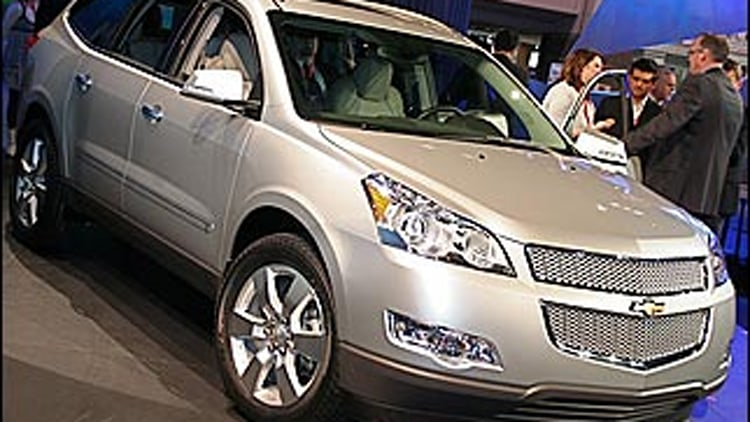 2009 Chevy Traverse