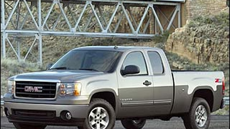 #1 (tied) Least Ticketed: 2009 GMC Sierra 1500