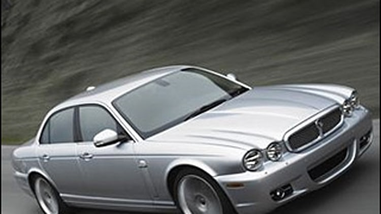 #8 Least Ticketed: Jaguar XJ Sedan