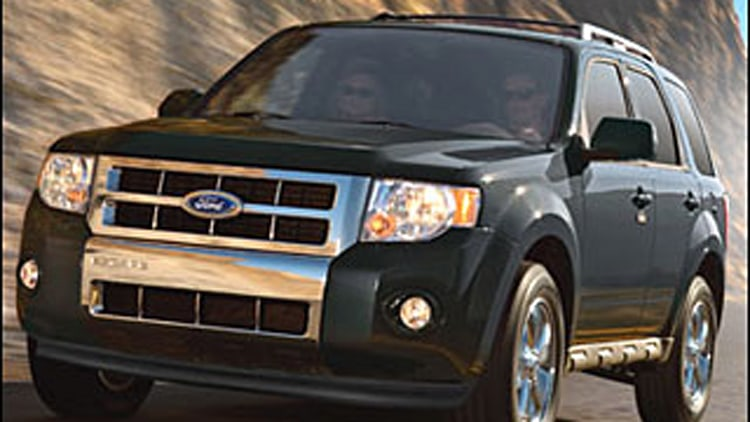 3. Ford Escape