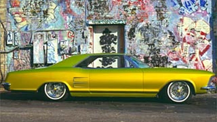 Jimmy Vaughan's 1963 Buick Riviera