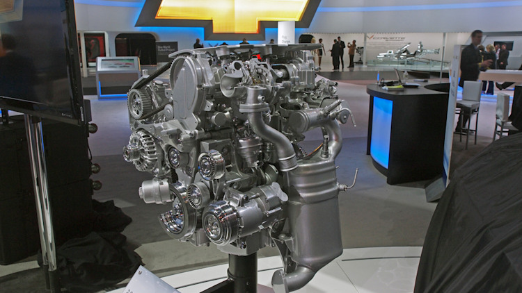 Chevrolet Cruze 2.0 Turbo Diesel Engine