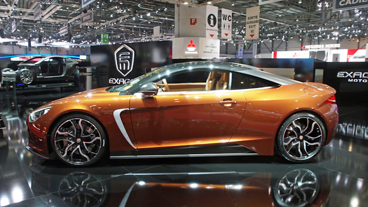 Exagon Motors Furtive-eGT: Geneva 2013