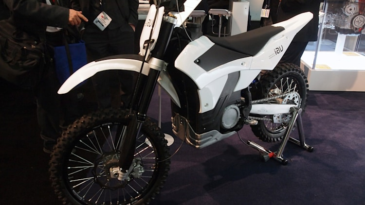 SAE World Congress: IAV E-Crossbike
