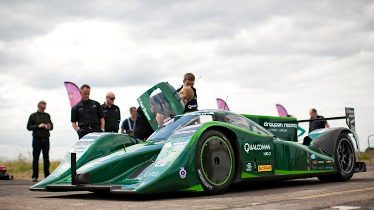 Michelin Drayson Electric Speed Record