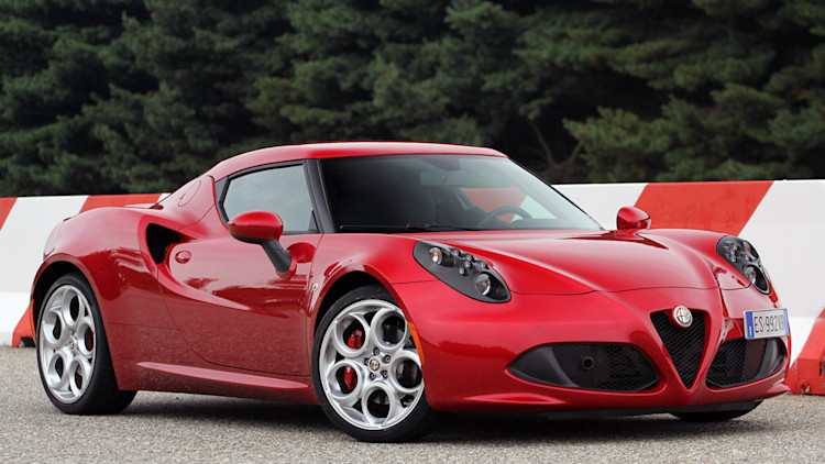 Alfa News 2015 2015 Alfa Romeo 4c First Drive