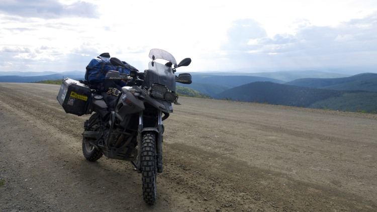 Catching a Dream On A Ride To The Arctic Circle