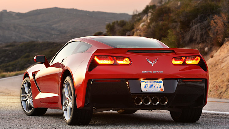 2014 chevrolet corvette stingray copyright drew phillips aol. Black Bedroom Furniture Sets. Home Design Ideas