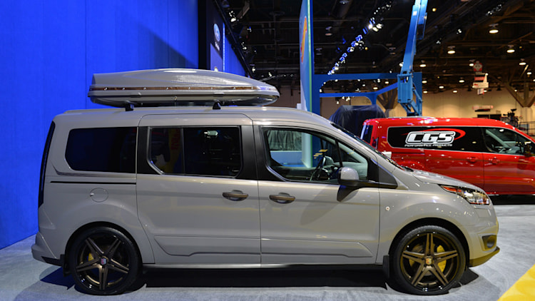 Ford Tourneo Connect Camper ~ Connect Category