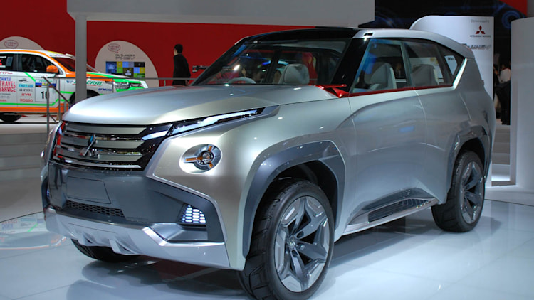 Mitsubishi turning Montero into crossover, Outlander Sport may get