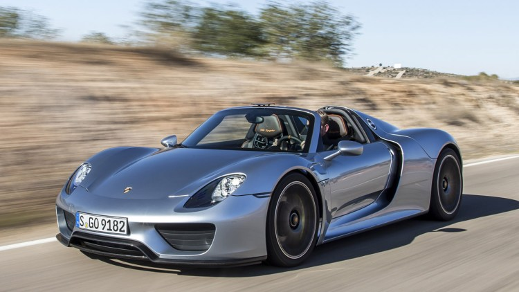 2014 porsche 918 spyder first drive review car and autos post. Black Bedroom Furniture Sets. Home Design Ideas